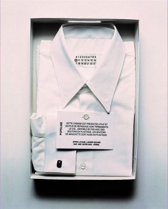 Maison Margiela(メゾンマルジェラ)Yシャツ
