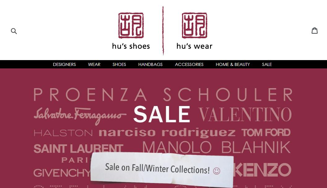 Hu's Wear & Hu's Shoes
