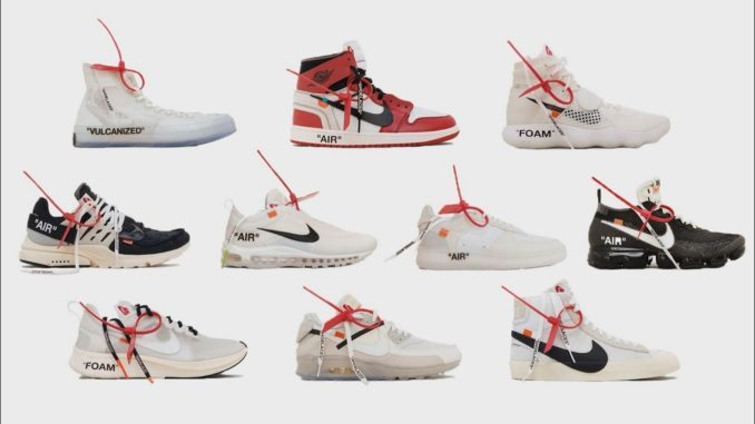 NIKE×Off-White THE TEN(ザ・テン)2017