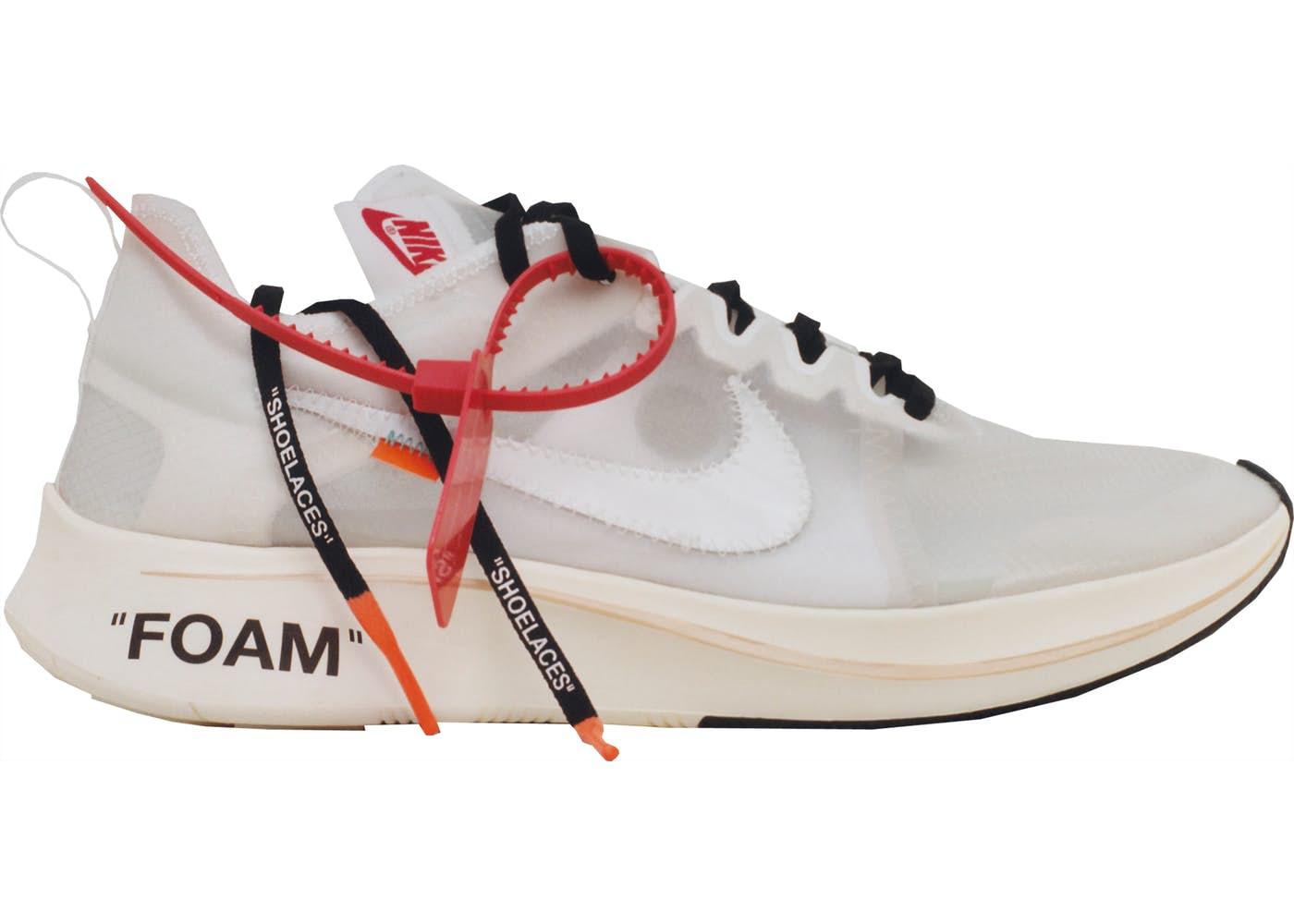 6ce1c31da1d51 Nike Zoom Fly Off-White(ナイキズームフライ オフホワイト)ホワイト ホワイト
