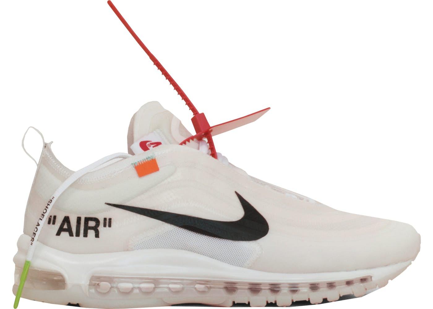 Air Max 97 Off-White(エアマックス97 オフホワイト)ホワイト/コーン-アイスブルー