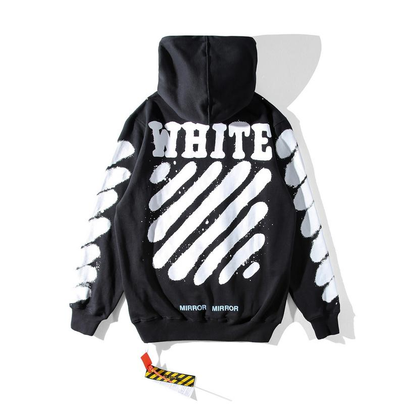 Off-White ' OFF X HEAVY ' Hoodie