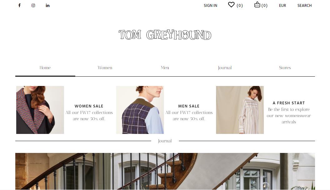Tom Greyhound