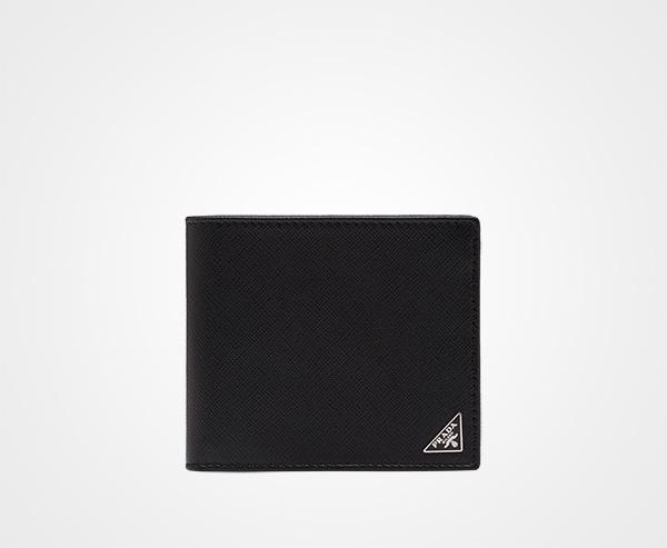 Prada(プラダ) サフィアーノカーフレザー財布