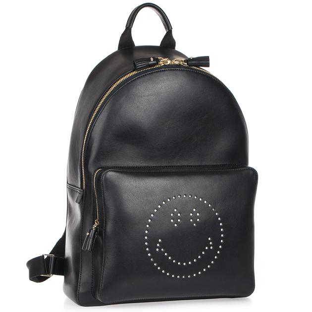 smily backpack(スマイリーバックパック) ブラック
