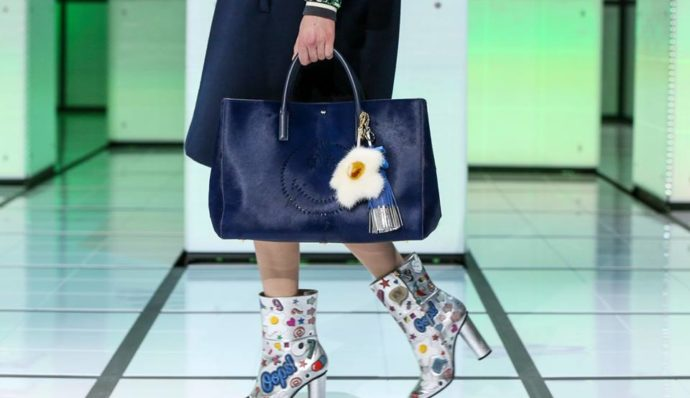 Anya Hindmarch Smiley Bags(スマイリーバッグ)