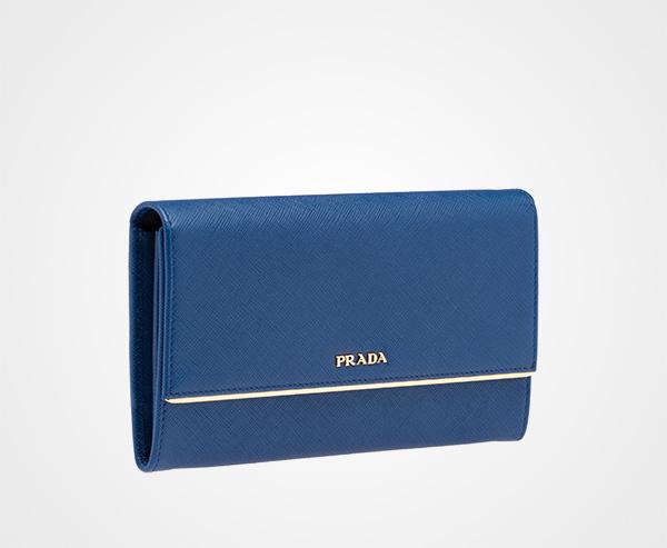 Prada(プラダ) サフィアーノ長財布