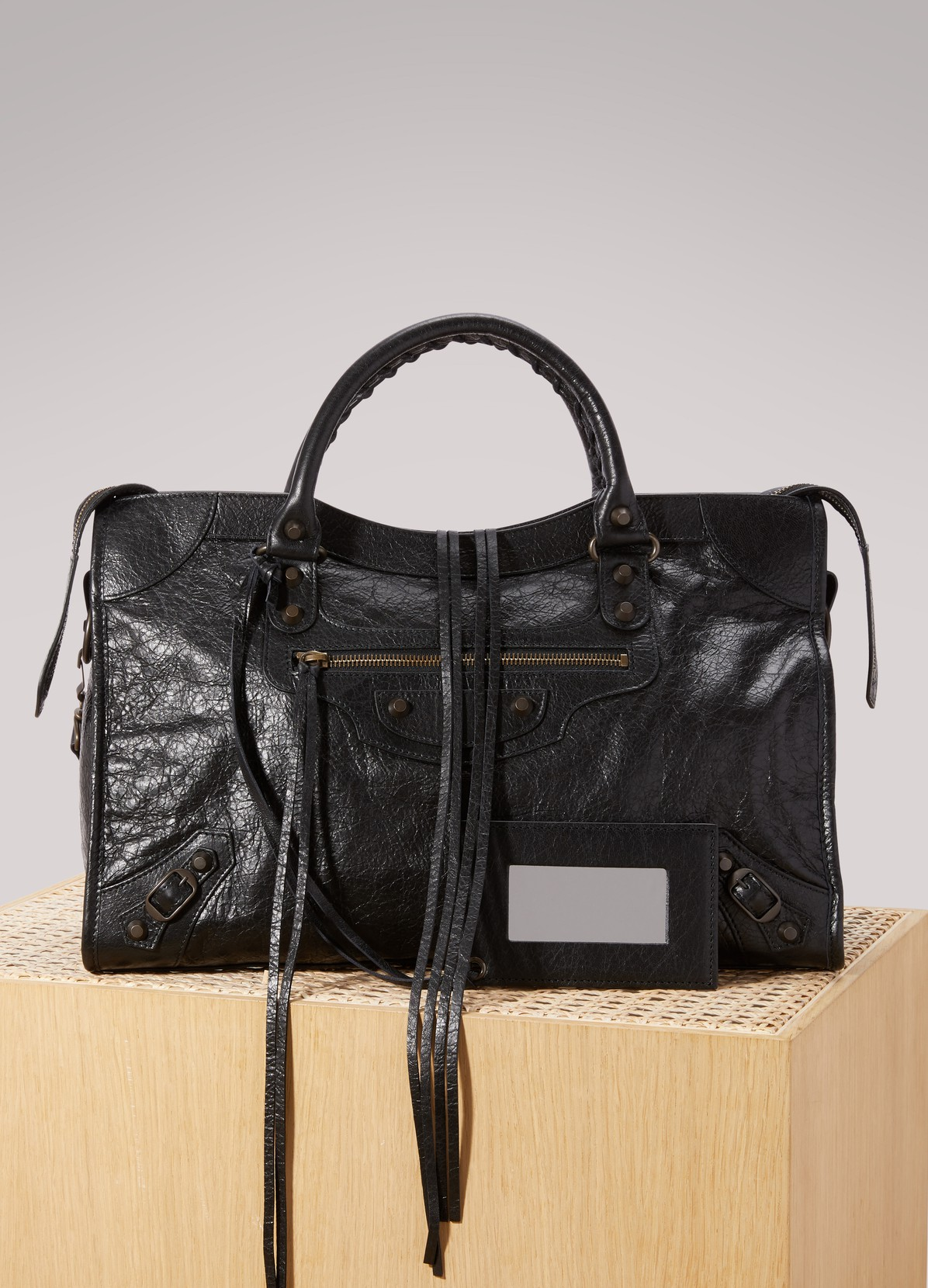 City classic handbag