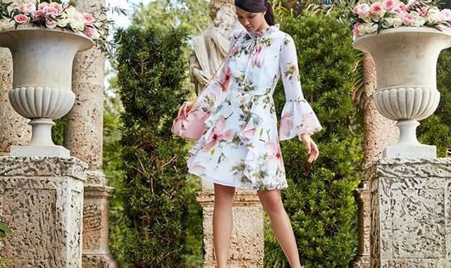 Ted Baker(テッドベーカー) ワンピース