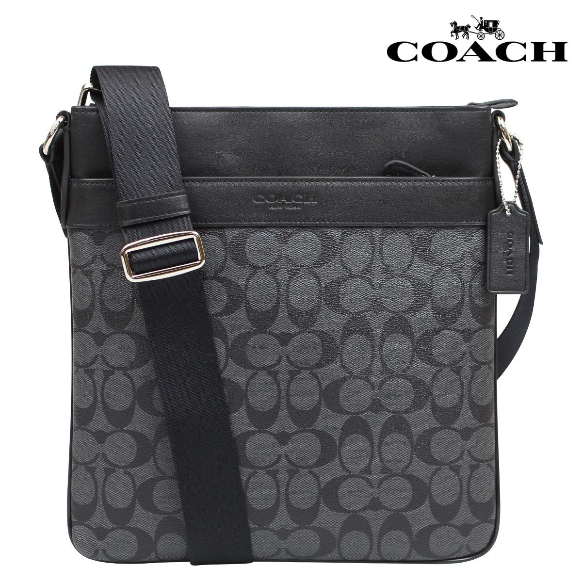 Coach COACH bag shoulder bags mens F71877-1