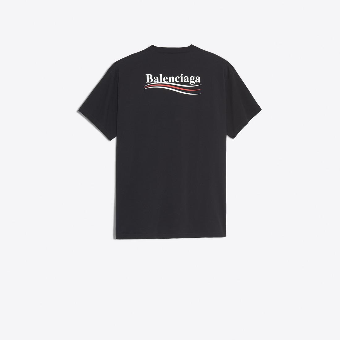 ロゴプリント Tシャツ ブラック