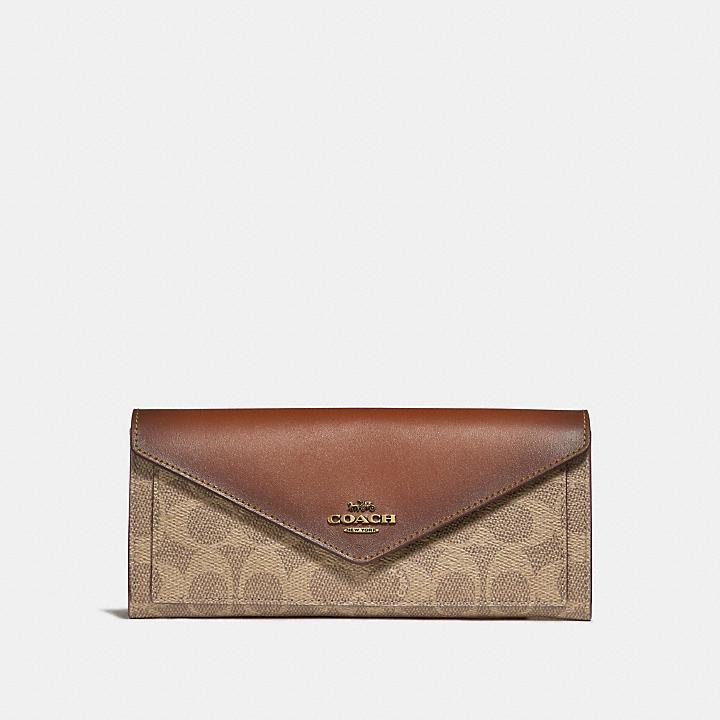 coach 18ss wallet
