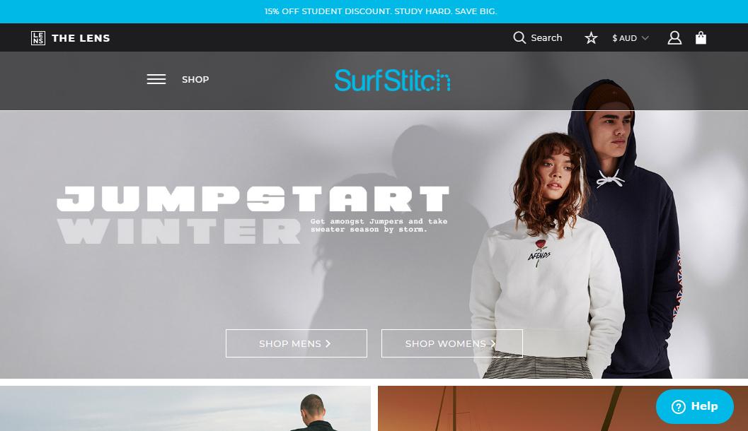Surf Stitch
