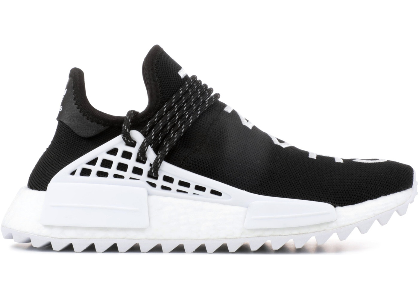 adidas Human Race NMD Pharrell x Chanel コアブラック/ランニングホワイト