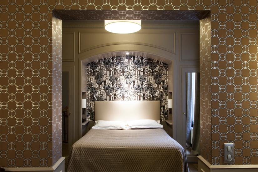 chambre-hotel-Hermès-jardin-dosier-fil-dargent-1