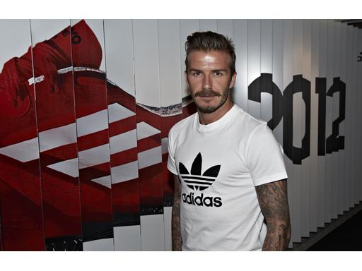 adidas About David Beckham