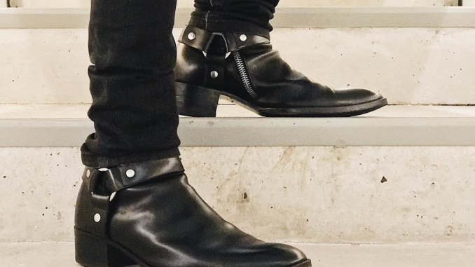 saint lauren(サンローラン) wyatt ブーツ