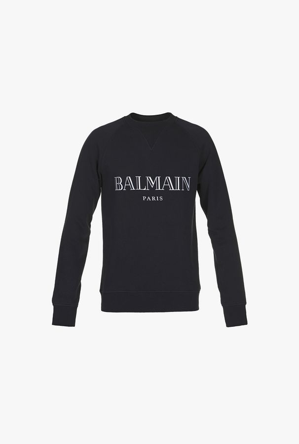 BALMAIN(バルマン) メンスロゴスウェット