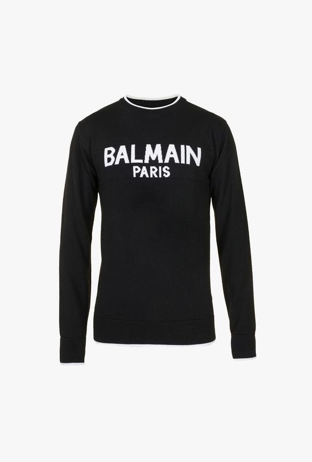 BALMAIN(バルマン) メンズロゴセーター