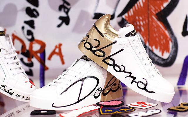 Dolce & Gabbana(ドルチェ&ガッバーナ)スニーカー