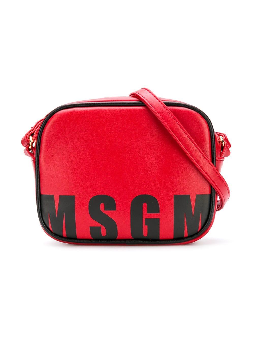 msgm kids bag