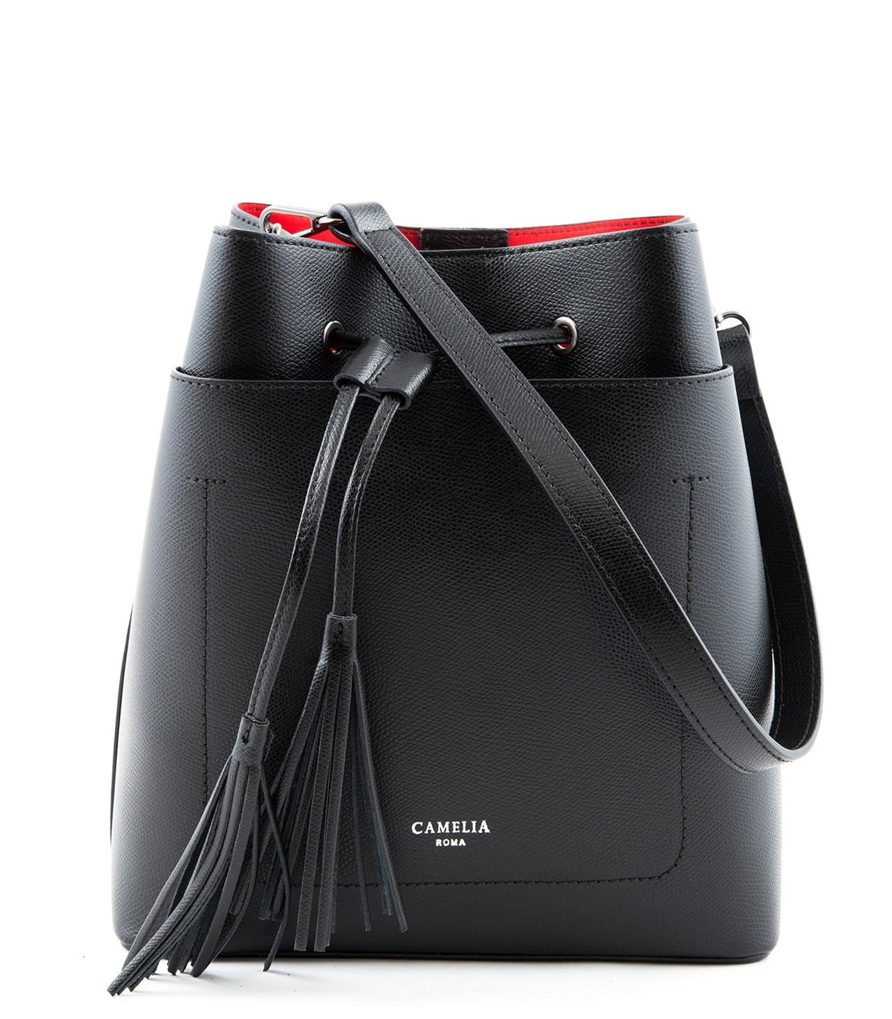 CAMELIA ROMA(カメリアローマ) バケットバッグ