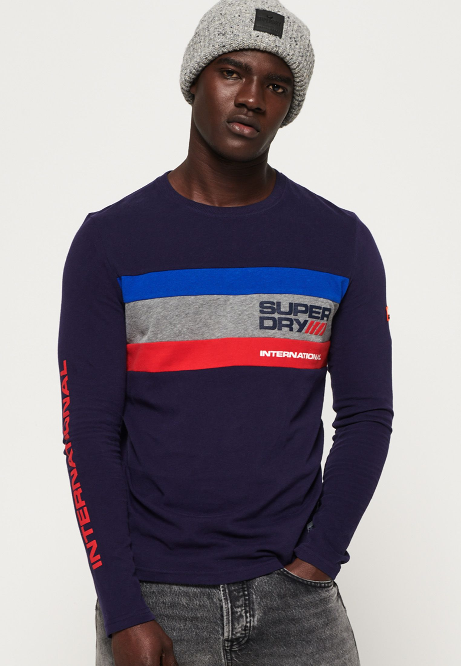 Superdry(極度乾燥しなさい) メンズTシャツ