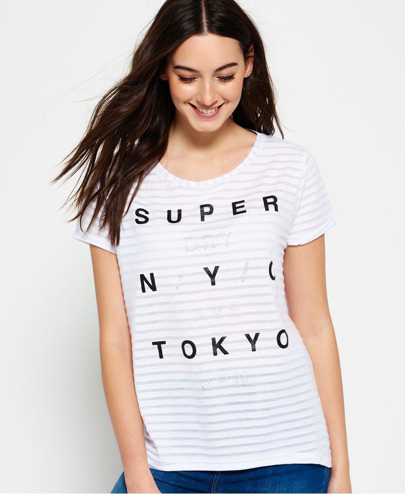 Superdry(極度乾燥しなさい) レディースTシャツ