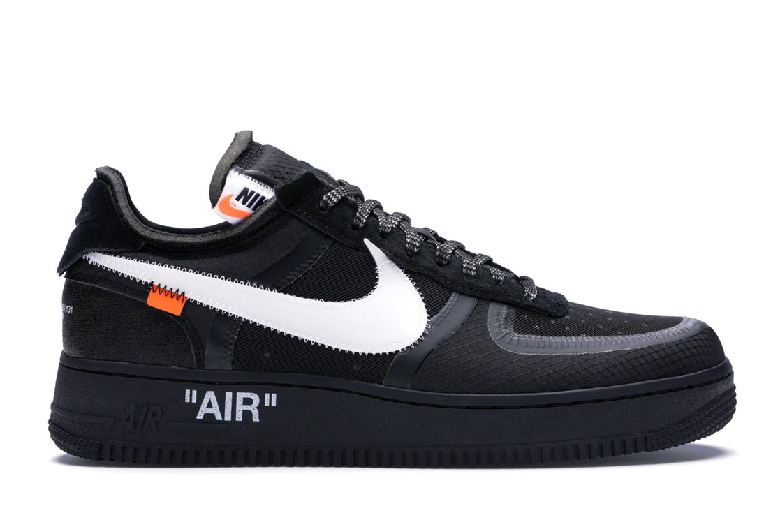 NIKE(ナイキ)Air Force 1 Low Off-White Black White