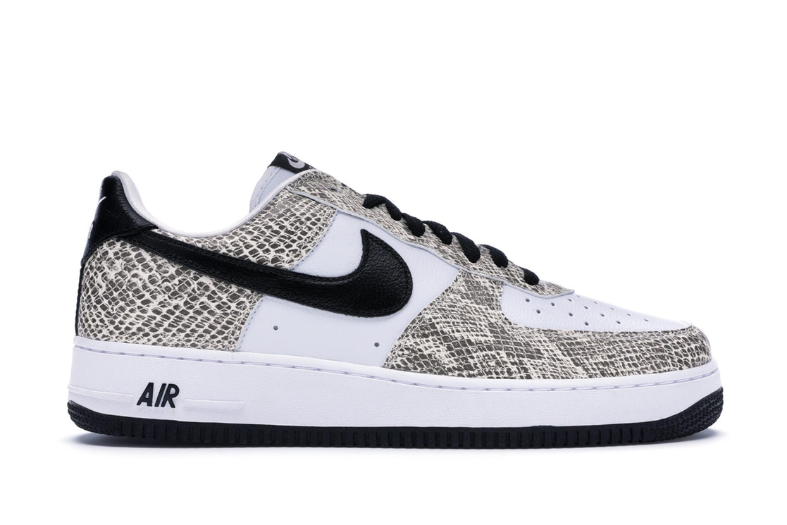 NIKE(ナイキ)Air Force 1 Low Retro Cocoa Snake (2018)