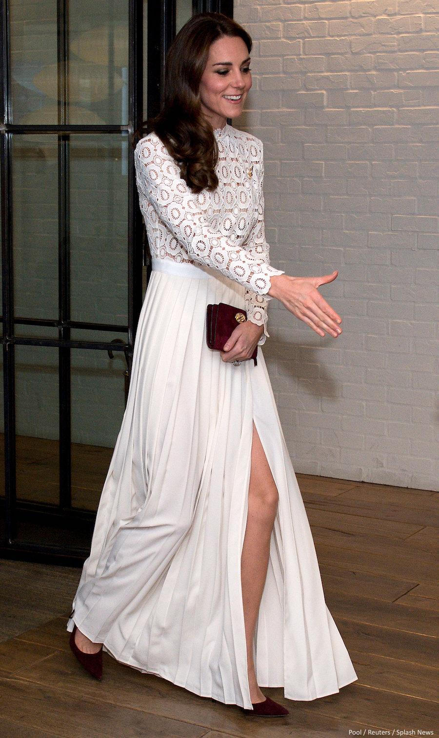 kate-middleton-white-self-portrait-dress