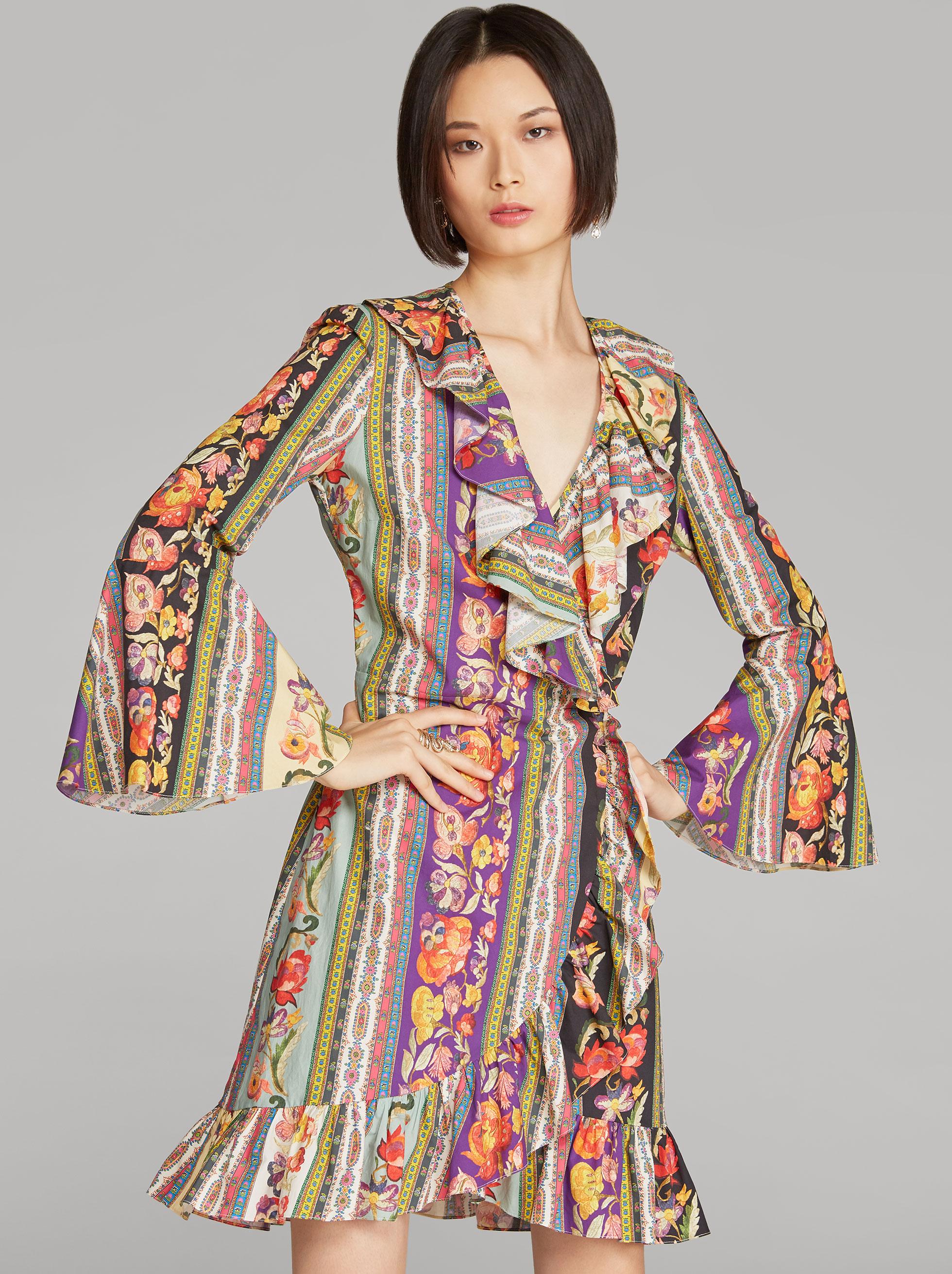 ETRO(エトロ) レディース花柄ドレス