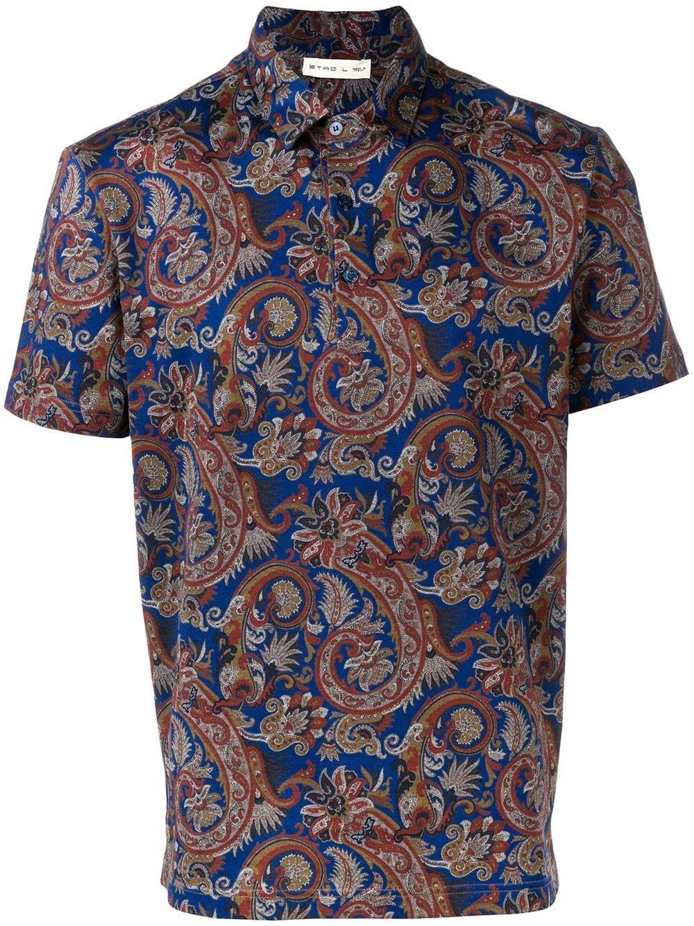 ETRO(エトロ) メンズポロシャツ