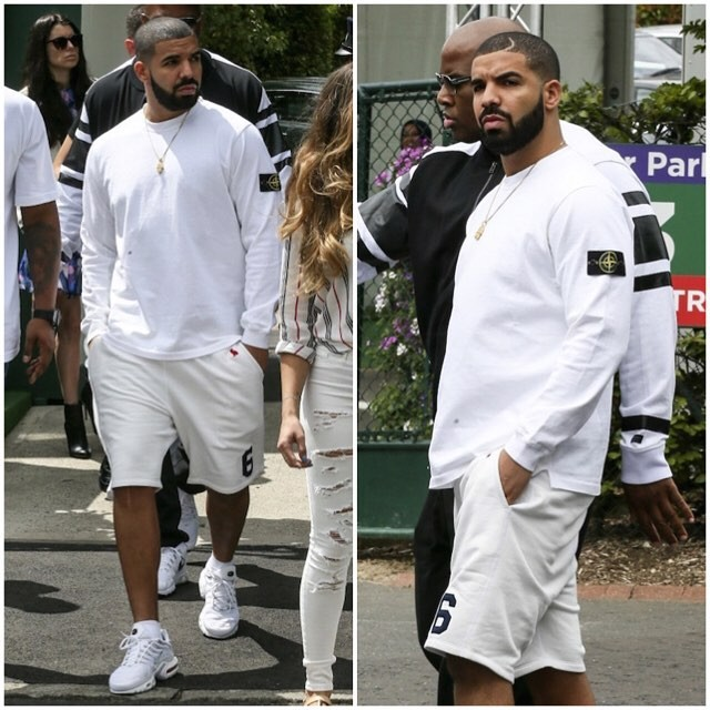 Drake-wears-Stone-Island-Sweatshirt-at-2015-Wimbledon-Championships-11-640x640