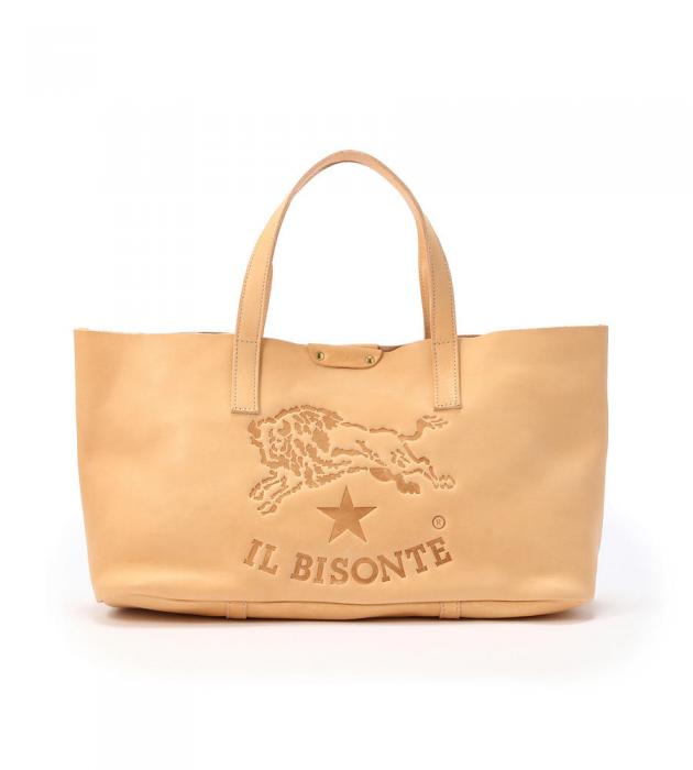 IL BISONTE(イルビゾンテ) レザートートバッグ