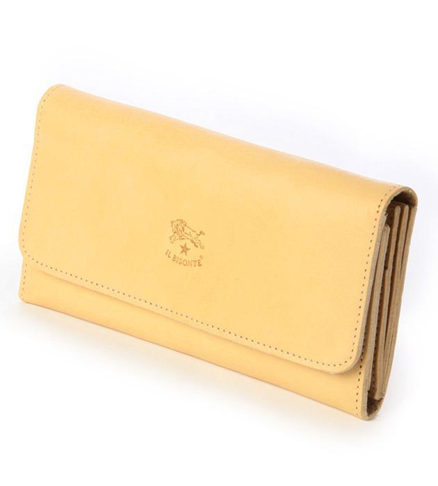 IL BISONTE(イルビゾンテ) 長財布