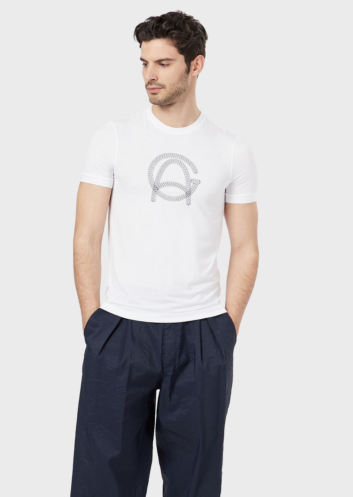 GIORGIO ARMANI(ジョルジオ・アルマーニ) メンズTシャツ