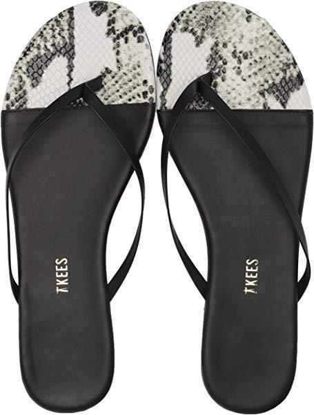 今夏、オシャレな人の足元はコレ!街で履くレザービーチサンダル「TKEES」