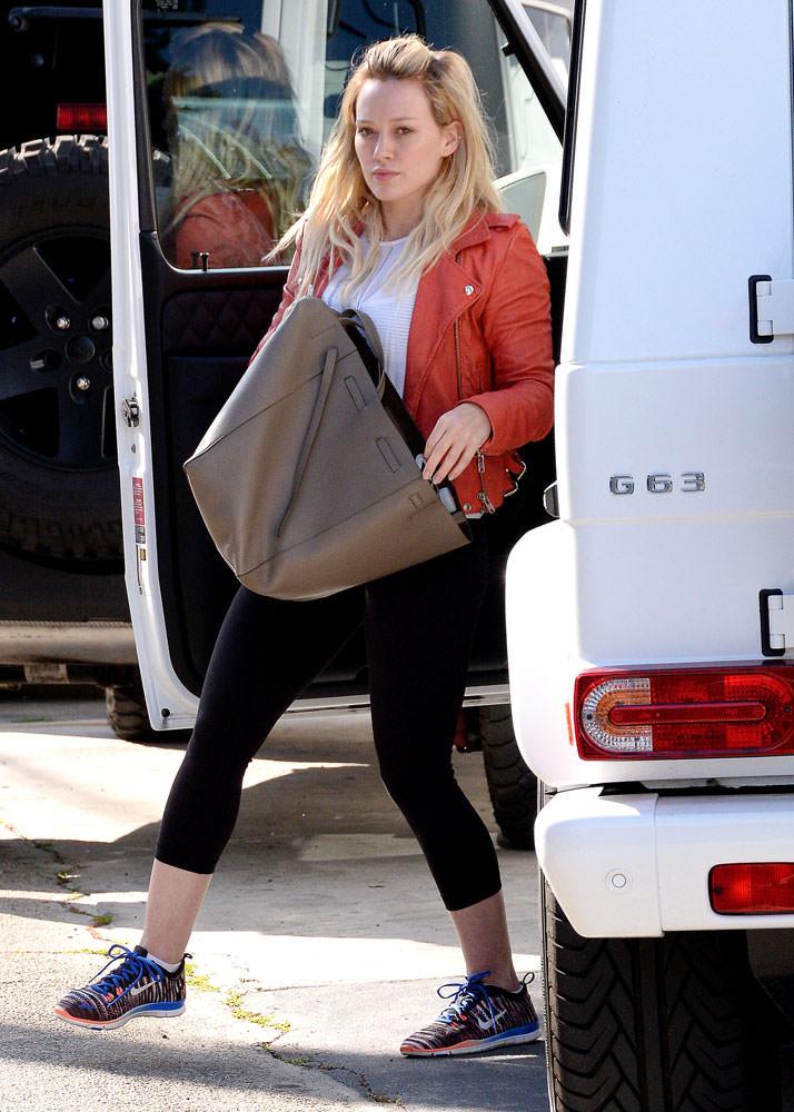 Hilary-Duff-Celine-Phantom-Cabas-Tote