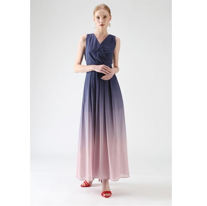 結婚式やパーティ、特別な日のディナーに♡お手頃プライスの高見えドレススタイル