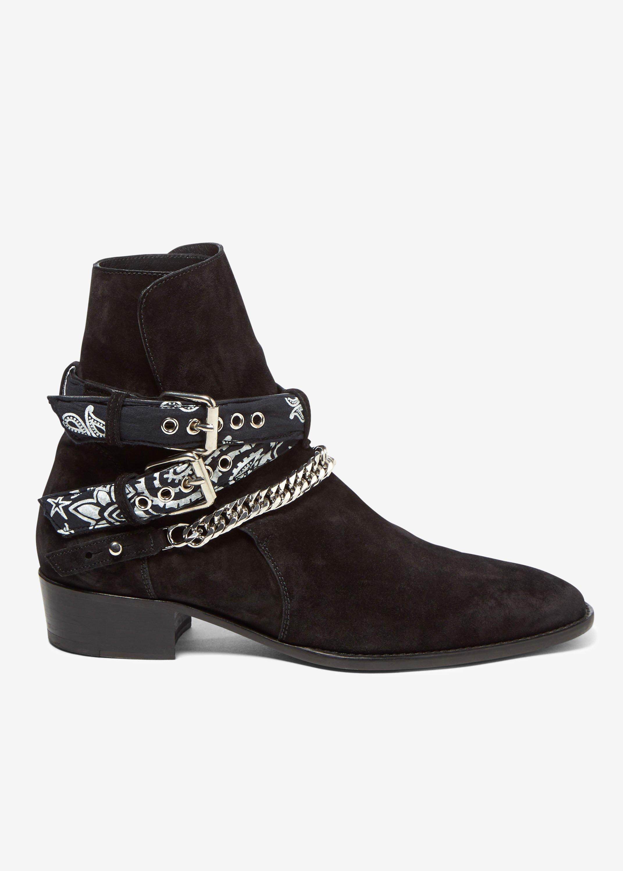 M_Footwear_Bandana_Buckle_Boot_BLK_DROP_3-4