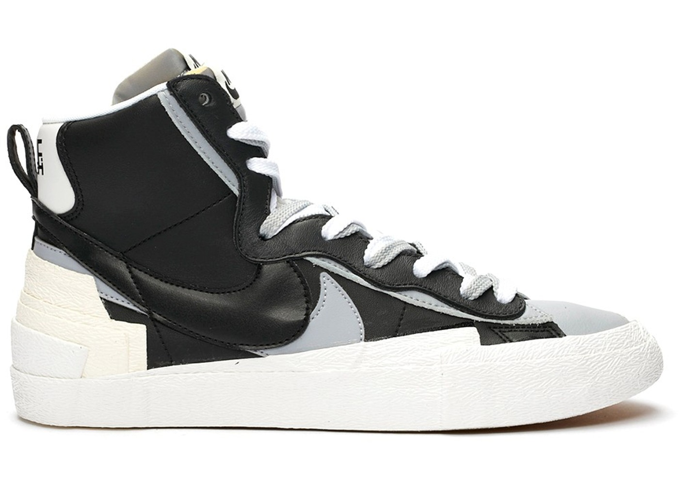 Nike-Blazer-High-sacai-Black-Grey