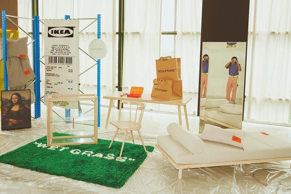 Virgil Abloh × IKEA